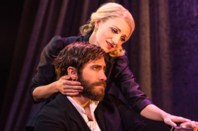 Sunday in the Park With George, Starring Jake Gyllenhaal and Annaleigh Ashford, Opens