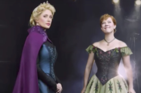 For the First Time in Forever, a Look at Frozen Onstage