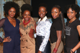 Meet Lupita Nyong'o and the Stars of Broadway's Eclipsed