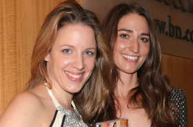 Sara Bareilles, Jessie Mueller, and More Celebrate Waitress Cast Recording