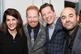 Will & Grace's Sean Hayes Opens An Act of God