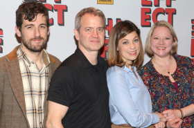 Meet the Cast of Lucy Prebble's The Effect