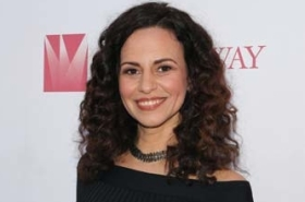 "EXCLUSIVE: Mandy Gonzalez Sings ""Smile"" from Her New Album"