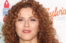 Gloria Estefan and Bernadette Peters Cohost Broadway Barks