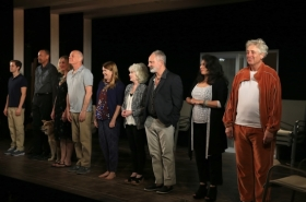 Dan LeFranc's Rancho Viejo, Starring Mare Winningham and Mark Blum, Celebrates Opening