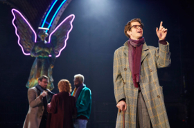 The Great Work Begins as Angels in America Opens on Broadway