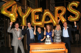 Beautiful Celebrates 4 Years on Broadway