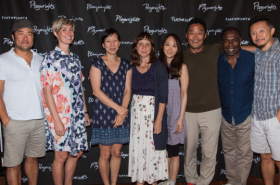 Meet the Stars of Aubergine at Playwrights Horizons