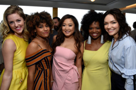 2018 Tony Nominees Gather for Annual Nominee Luncheon