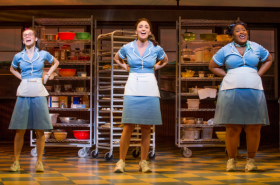 Waitress to Celebrate National Women's History Month