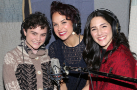 Broadway's Fiddler on the Roof Records Cast Album