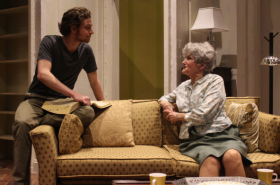 4,000 Miles Opens at Shakespeare & Company