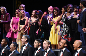 Chita Rivera, Jane Lynch, and More Perform at Concert for America