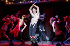 Randy Harrison and Andrea Goss Take Cabaret on the Road