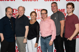 Edie Falco, Michael McKean Start Rehearsals for Sharr White's The True