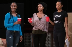 Steppenwolf Theatre Rehearses World Premiere of BLKS