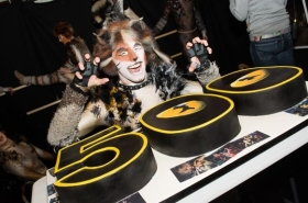 Cats Celebrates 500 Performances on Broadway