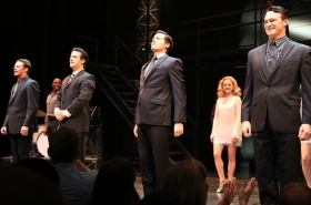 Jersey Boys Says Farewell to Broadway