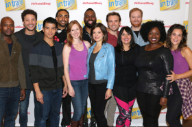 Margo Seibert, Justin Guarini, James Snyder, and More Preview Broadway's In Transit