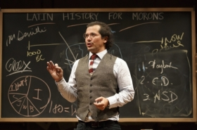 John Leguizamo's Latin History for Morons Extends at the Public Theater