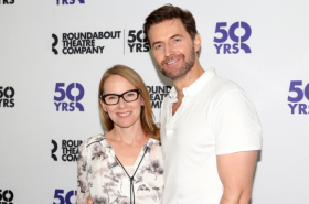 Richard Armitage, Amy Ryan, Zoe Kazan, and Love, Love, Love Stars Meet the Press