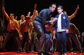 With Robert De Niro at the Helm, Chazz Palminteri's A Bronx Tale Is Told in Song