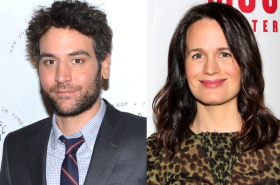 Josh Radnor and Elizabeth Reaser to Lead Richard Greenberg's The Babylon Line