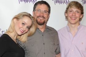Emmy Nominee Peter Reckell Gets Ready to Join The Fantasticks