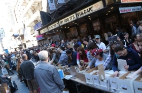 The Broadway Flea Market & Grand Auction Returns Today for Its 31st Year