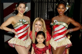 The Rockettes Christmas Spectacular Opens