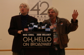 Oh, Hello on Broadway Announces Rush Ticket Policy