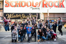 School of Rock to Get a New Kids' Cast