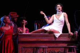 First Look at LaChanze, Norm Lewis, and the Starry Cast of Cabin in the Sky