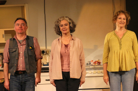 The Children Opens on Broadway With Francesca Annis, Ron Cook, and Deborah Findlay
