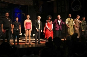 Broadway's The Play That Goes Wrong Welcomes New Cast