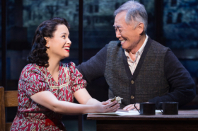 George Takei, Lea Salonga, and Broadway's Allegiance Will Record Cast Album