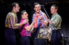 We Can't Take Our Eyes Off These New Jersey Boys Photos