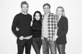 Inside the Rehearsal Room With Robert Sean Leonard, Katie Finneran, and the Cast of At Home at the Zoo