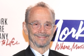 Joel Grey Honored by York Theatre Company