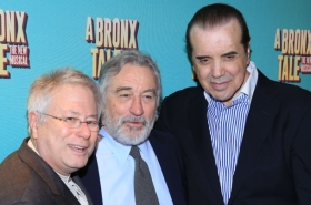 Billy Joel, Jimmy Fallon, and More Celebrate the Broadway Opening of A Bronx Tale