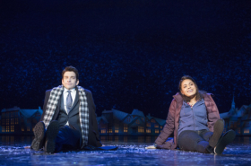 Live Groundhog Day Over and Over Again With New Production Photos