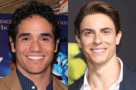 Adam Jacobs and Derek Klena to Host the Broadway Prince Party