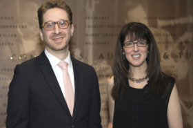 Daniel Goldstein and Stacey Luftig Receive 2016 Kleban Prizes