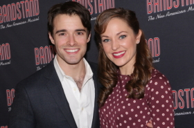 Laura Osnes, Andrew Rannells, and More Volunteer for Broadway Bakes