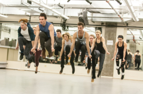 Meet the Jets, Sharks, and Star-Crossed Lovers of Signature's West Side Story