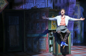 First Look at York Theatre's Marry Harry