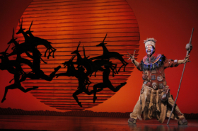 Flashback Friday: The Lion King's First Iconic Reimagining Performs at 1998 Tonys