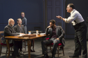 Lincoln Center Theater's Acclaimed Oslo Will Transfer to Broadway