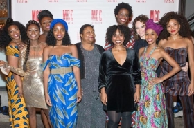School Girls; or, The African Mean Girls Play Opens at The Lucille Lortel Theatre