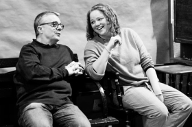 Nathan Lane, Andrew Garfield, and Cast of Angels in America Begin Rehearsals